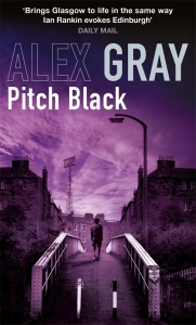 Pitch Black Alex Gray