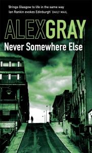 Never Somewhere Else Alex Gray